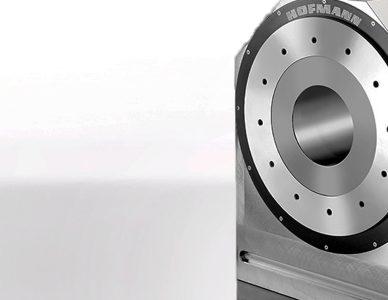Einachsiger NC-Rundtisch HD mit Torqueantrieb