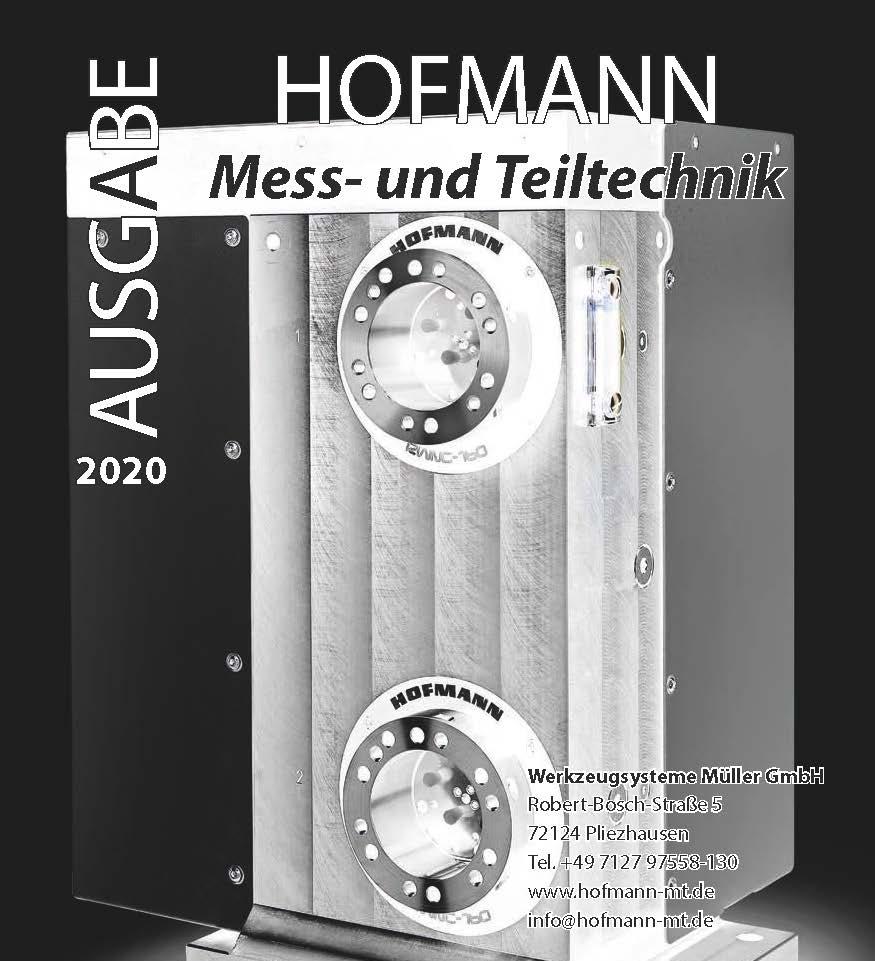 werkzeugsysteme Müller Hofmann Mess- und Teiltechnik